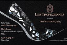 Les Tropeziennes EVENT  / Don't miss it! ;-)