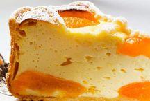 cheese cake abricot