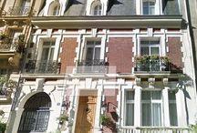 Vente Hôtel Particulier comprenant 10 pieces à PARIS 16eme