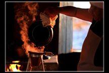 Sabor,café e coador...