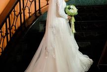 hijab style for wedding