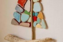 art projects with driftwood