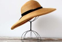 Hats for women / by Sylvie Banville