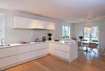 Nytt hus - kjøkken