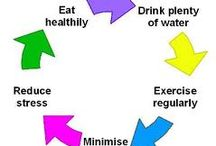 Healthy Living / by Lisa Marie Glover
