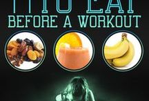 pre workout foods