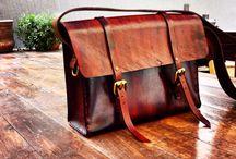 Agarapati Postacı Çantası / Leather store