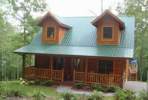 Cabins Cottages Farmhouses / by MamasBoy