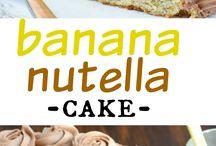 Banana Cake Ideas