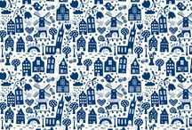 Patterns and prints / by Lillie Mello