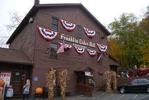 Cider Mills of Michigan / Photos by Audrey Lambert