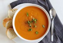Super soup / A place for all those yummy soup recipes and ideas