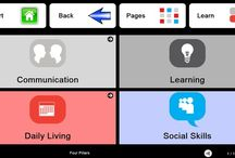 Special Education and Assistive Apps / by Microsoft Edu Australia