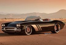 Cars - Corvette / by Rene' Domenzain