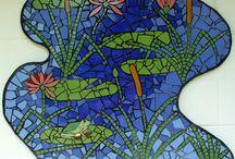 Ponds Mosaic