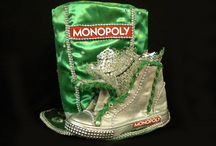 Monopoly Hats / Monopoly themed hats perfect for any party!