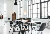 Общественные места или столовые