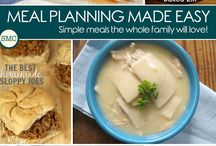 Quick, Easy, Meals for Moms