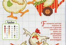 cross stitching_Easter