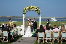 Cape Cod Celebrations Weddings / View photos from weddings we have done over the years / by Jamie Bohlin