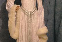 historiske kjoler/klær