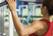 Back workouts  / by Rosalyn Clark