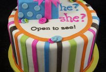 Baby Reveal/Baby Shower Theme  / by Teresa Bumpus