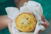 Mini Pie, Hand Pie - crust