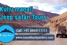 Tours Kullu Manali / We bring you best tours in Kullu Manali, Himachal Pradesh at affordable prices.