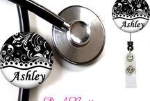 Fun things for nurses / by Ashley Chavez