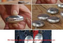 Aluminum/Tin Can crafts
