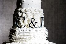 My wedding cakes