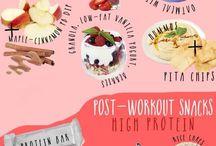 Træning's snack