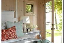 Summerhouse / ideas for my summerhouse (I really mean my shed)