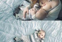 Beautiful Breastfeeding Photos / Artistic Breastfeeding Photos | Gorgeous Nursing Moms