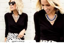 Stella and Dot / My favorite pieces