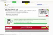 WDF*IDF Tool - Textanalyse und Textrecherche mit unserem Onpage Tool / http://www.wdfidf-tool.com - Mit unserem kostenlosen WDF*IDF Tool können Texter & SEO´s schnell und einfach wertvolle Suchbegriffe für sämtliche Themen recherchieren und vorhandene Artikel und Textinhalte verbessern.