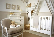 Children's Room and Nursery Ideas / Children's room ideas, including nurseries.  / by Amber Gosdin