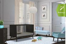 Baby Nursery Interiors