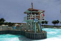 Parque Warner Beach / ¿Quién dijo que en Madrid no hay playa? Llega Parque Warner Beach, una nueva dimensión que Parque Warner ha preparado para toda la familia. ¡Que no te lo cuenten!