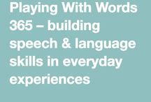 Speech Blogs / Blogs and websites for therapists and parents