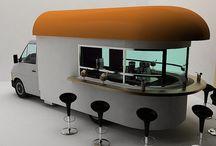 Coffeeshop on wheels