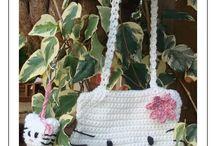 Bags, Purses - Crochet & Knit Patterns