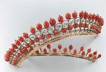 Regency Coral Jewelry