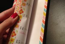 Planner Ideas / by Roxanne Avillanoza