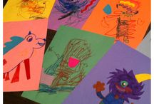 Kid Crafts & Fun--Art / by Library Gerbils