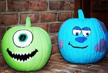 pumpkin décoration