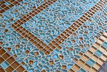 Из мозаики