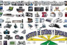 CURSOS DE ELECTRÓNICA GRATIS / CURSOS DE ELECTRÓNICA GRATIS, EN LINEA Y EN VIVO POR SKYPE