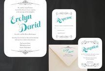 Wedding - invite